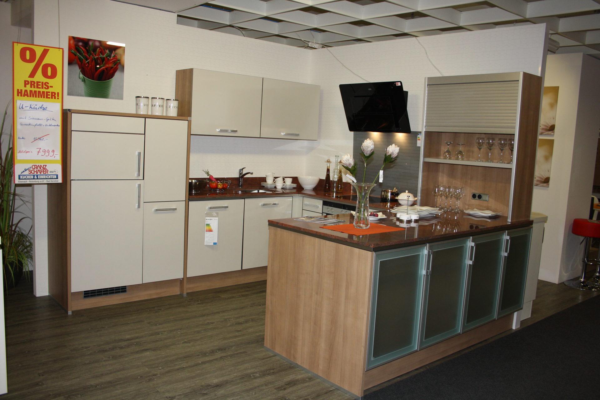 möbel cranz & schäfer eisenach | räume | küche | einbauküche